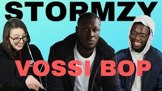 British People React To STORMZY - VOSSI BOP