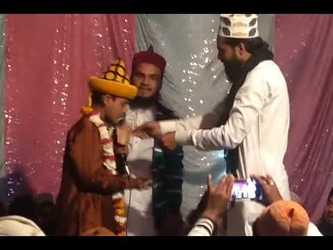 Naat Shoaib Raza warsi bhadohi