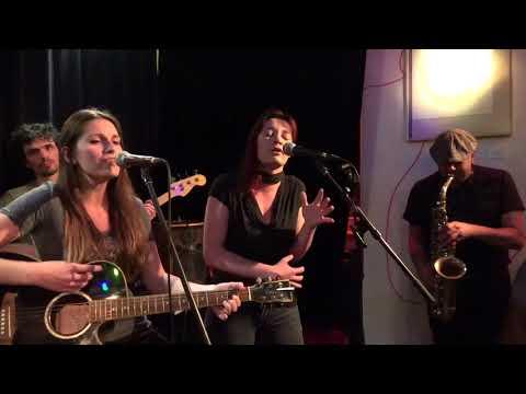 Nat - Emmanuelle  … 1 -  Scène ouverte - Savons d'Helene - 17/4/2018