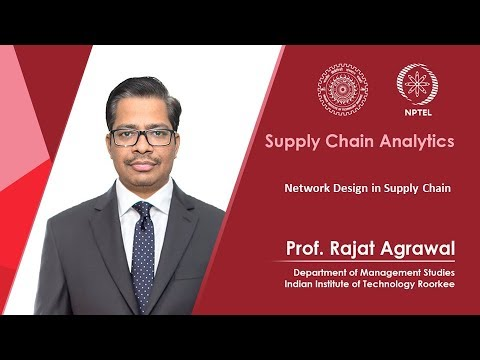 Network Design In Supply Chain