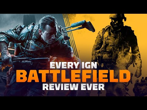 Every IGN Battlefield Review Ever thumbnail