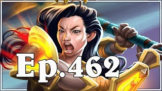 Funny And Lucky Moments - Hearthstone - Ep. 462