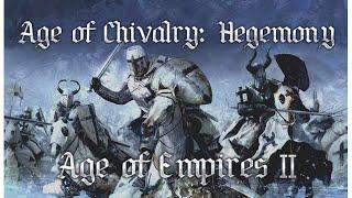 Age Of Empires II -  Age of Chivalry: Hegemony