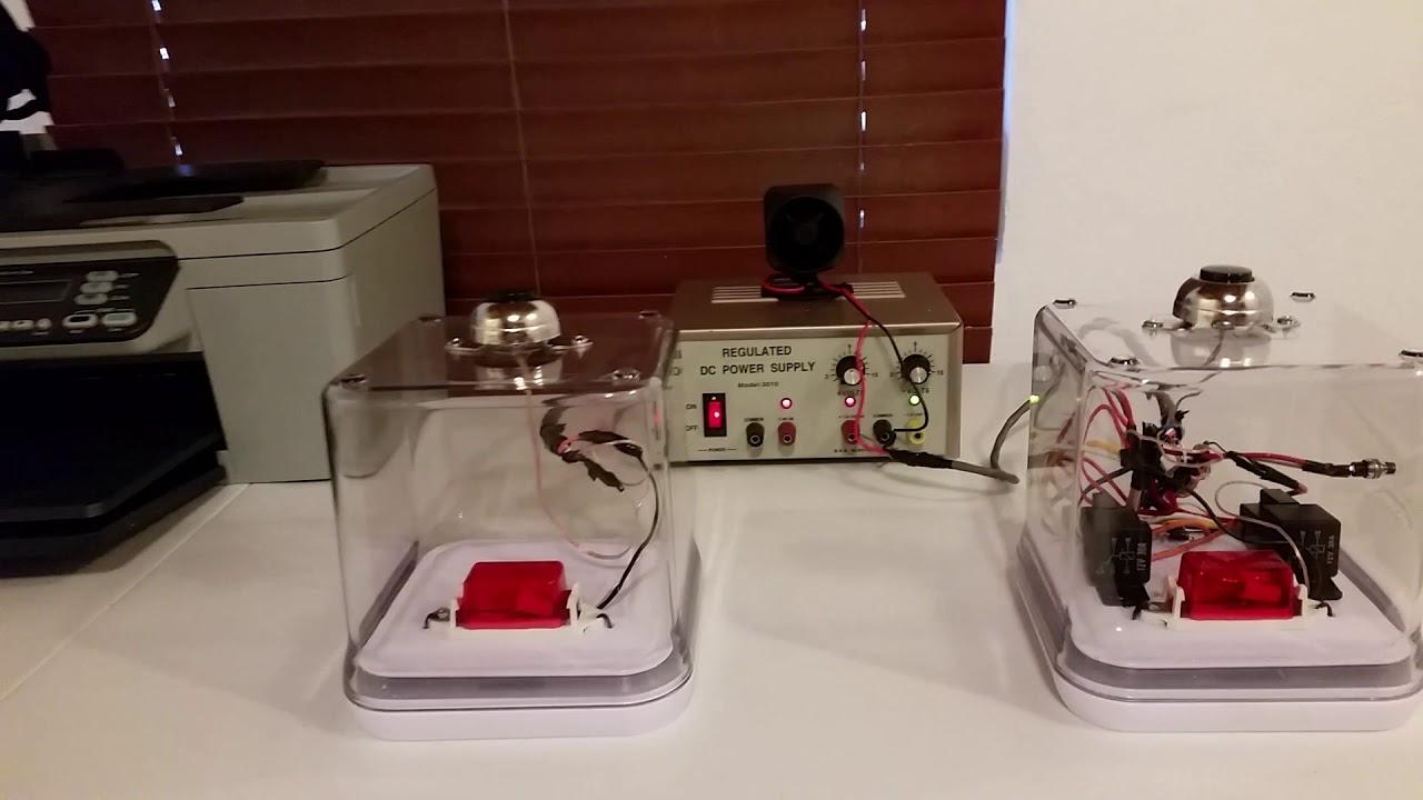 hight resolution of relay logic interlock circuit