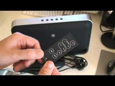 Altec Lansing T612 IPod IPhone Speaker Review