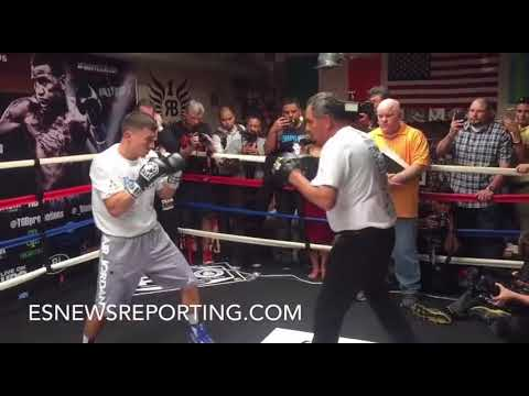 Canelo vs GGG 2 Who Packs More Power In Their Punch EsNews Boxing