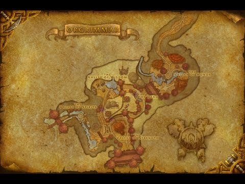 From Pandaria To Orgrimmar Fast WoW (HD)