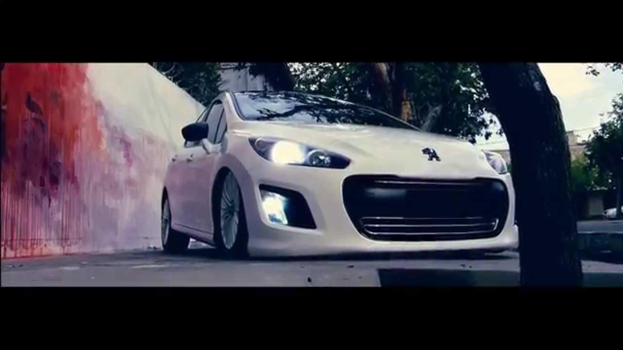 peugeot 308 suspension neumatica ⁄⁄⁄ dreams visual - youtube