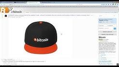 Bitcoin Snapback r/Bitcoin Giveaway