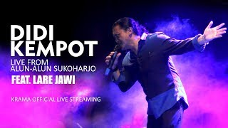 Download lagu LIVE DIDI KEMPOT FROM INDONESIA - KRAMA OFFICIAL