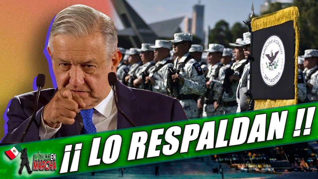 Con Usted Hasta El Final!!Adiós a Golpistas!!AMLO Ordena Mayor Operativo EnHistoria Para Acabarlos!!