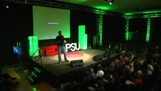 Tedxpsu - Ian Rosenberger - Self-development To Developing Countries