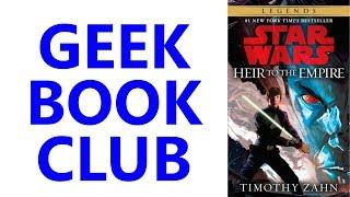 Geek Book Club 015: