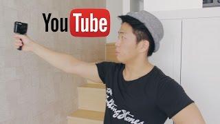 Как я снимаю видео для youtube. Какие каналы смотрю.