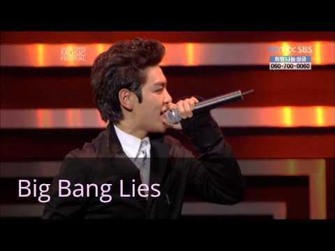 BIG BANG / LIES LIVE