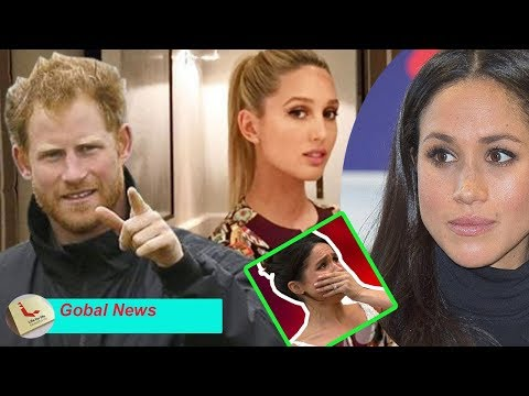 Duchess Meghan was very angry when Harry confirmed the romance with Princess Maria-Olympia