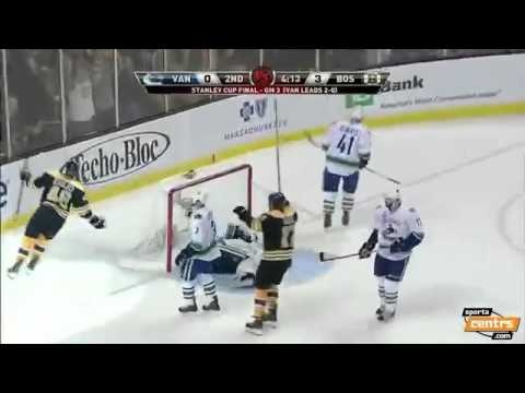 NHL 2011 Stanley Cup Final Game 3 - Vancouver Canucks vs Boston Bruins Highlights
