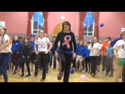 Seiceail Iad Relay for Life Dún na nGall 2016