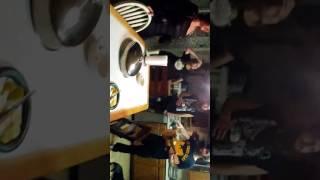 Chopped Sendejas - behind the scenes