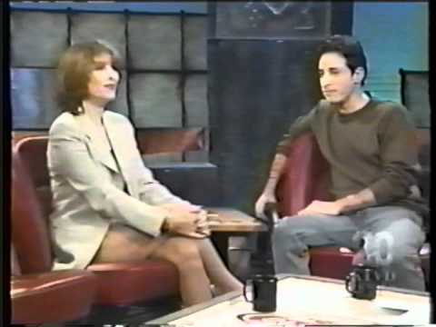 Marina Sirtis on The Jon Stewart Show - 1994