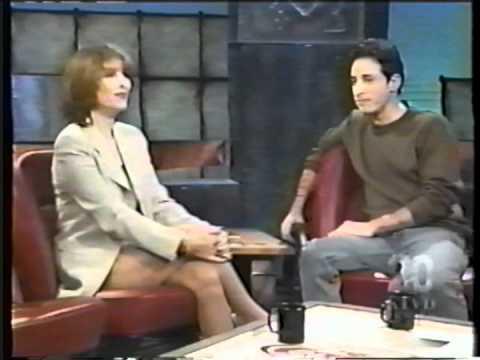 Marina Sirtis on The Jon Stewart   1994