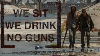 """We Sit, We Drink, No Guns""  *Award Winning* Post Apocalyptic Short Film"