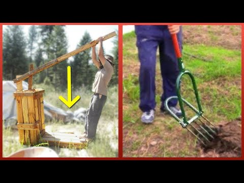 Ingenious Agriculture Tools And Amazing Farming Equipment