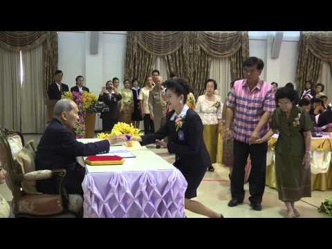 11 ก พ ฯพณฯ ศาสตราจารย์ธานินทร์ กรัยวิเชียร องคมนตรีตรวจเยี่ยมโรงพยาบาลสมเด็จพระยุพราชสระแก้ว
