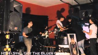 SweetHome - Still Got The Blues (Cover Version) Live Student Lounge Politeknik Telkom