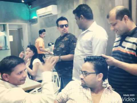 Escobar team Mumbai lunch party 27th Sept 2015 - YouTube