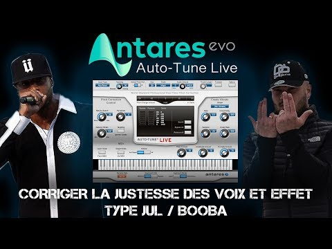 Tutoriel Autotune Live : Effet Type Jul, Booba, PNL, Ou Correction Simple De La Voix