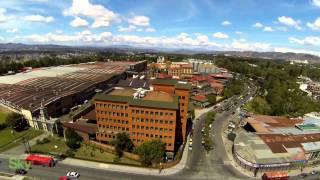 La ciudad más moderno de Centroamérica Guatemala 2015