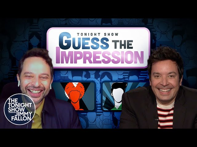 Guess the Impression with Nick Kroll