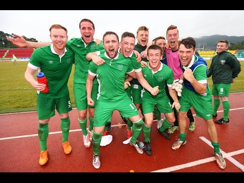 WUG, South Korea - Ireland vs Italy - Quarter Final Men's Soccer