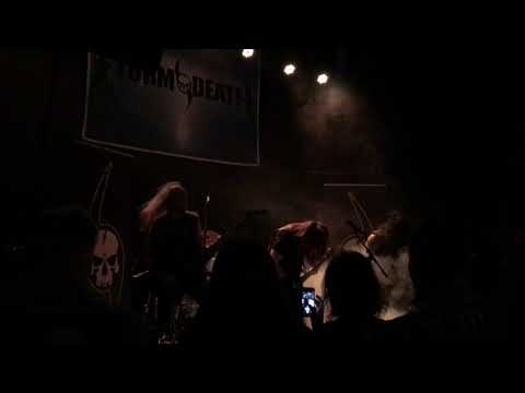 Stormdeath - Live at The Abyss Underground Festival 2018 -  almost Full show