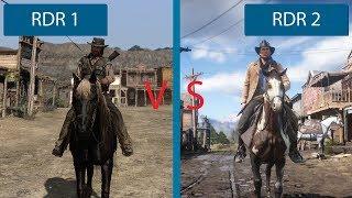 RDR 1 VS 2 (HORSE RİDİNG)