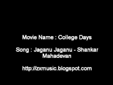 College Days Malayalam movie song Jaganu Jaganu - Shankar Mahadevan