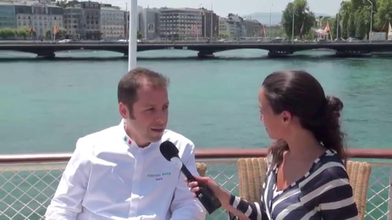 Interview exclusive de Fabrizio BOCA, Chef du Président de la République d'Italie