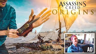 LEARNING ABOUT ASSASSIN'S CREED ORIGINS!