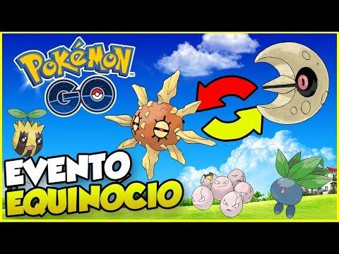 EVENTO EQUINÓCIO ANUNCIADO -  Pokémon Go | PokéNews thumbnail