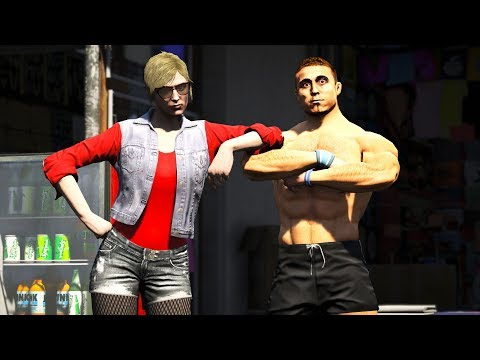 MY GIRLFRIEND IS LEAVING ME FOR THIS GUY! (GTA 5 Roleplay)
