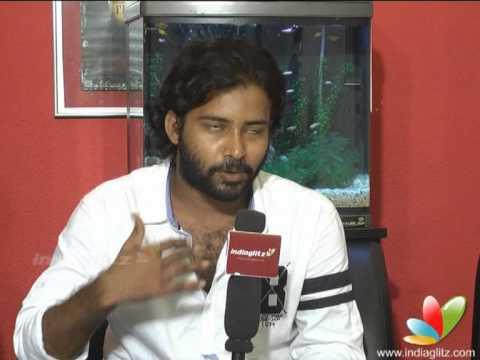 Dinesh,Sofia & Shalini Interact On 'Attakathi'