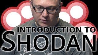 Aaron Jones: Introduction to Shodan