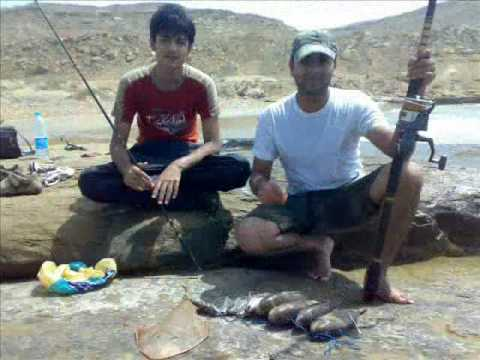 JAHANGIR MIRZA FISHING.wmv