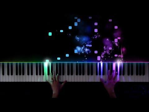 Utada Hikaru - Sakura Drops   Piano