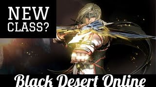 Black Desert Online [BDO] Archer Release Date? New Class