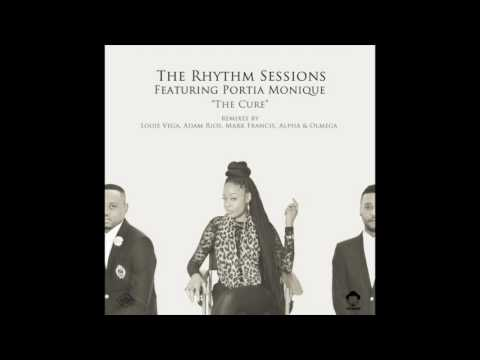 THE CURE The Rhythm Sessions Featuring Portia Monique