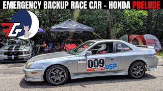 FINALLY RACING AGAIN! Taking my 97 Honda Prelude (BB6) to Weatherly Hillclimb