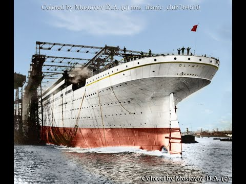 RMS Olympic in