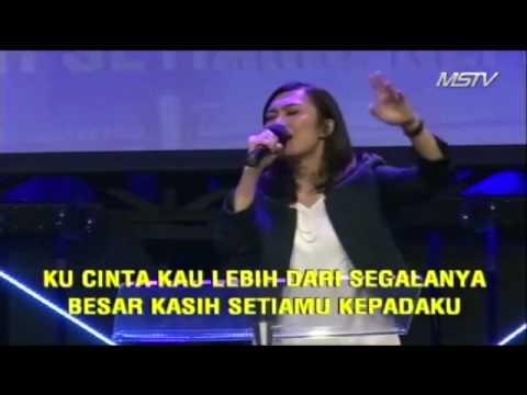 kau yang terindah - worship song